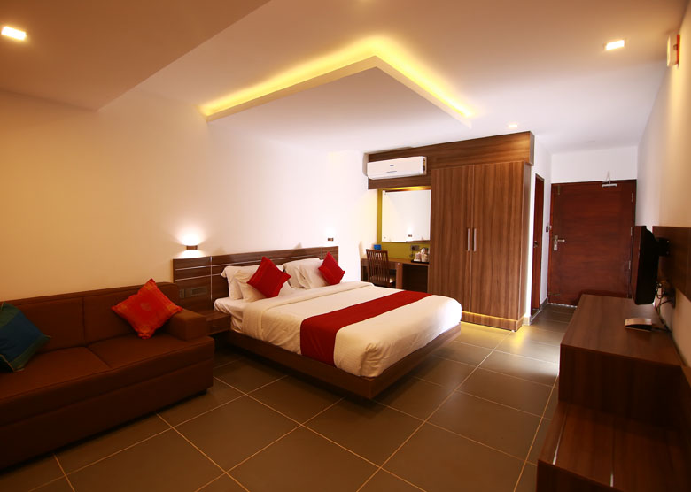 standard room in Silverstorm